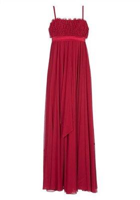Empírové společenské šaty APART Impressions v barvě červené 014fbc608c