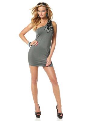 MELROSE sexy úzke krátke šaty ba4ee9f6043
